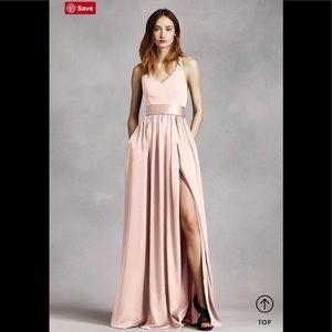 Wear wang halter dress